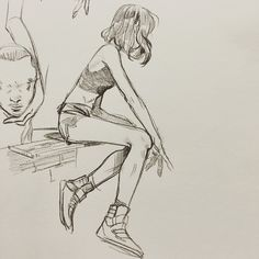 Leslie Hung @dairyfree SketchingInstagram photo   Websta (Webstagram)