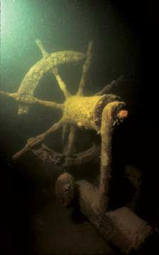 Learn about shipwrecks of Lake Champlain @ Lake Champlain Maritime Museum in Burlington VT