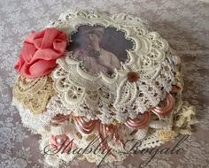 Shabby Royale: My first Doily Book