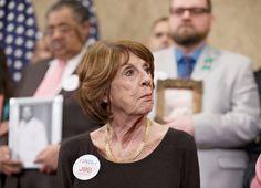 Sarah Brady, gun control activist, dies at 73 - J. Scott Applewhite/AP Photo