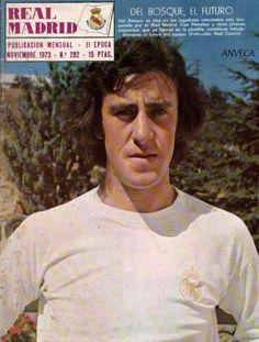 DEL BOSQUE (R. Madrid - 1973) Public. mensual R. Madrid