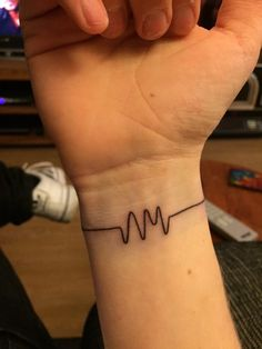 Artic Monkeys Tattoo