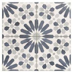 #VinylLaminateFlooring Pebble Mosaic, Stone Mosaic, Mosaic Glass, Mosaic Tiles, Ceramic Floor Tiles, Wall And Floor Tiles, Porcelain Tile, Marrakech, Easy Tile