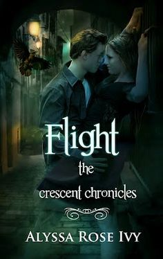 Welcome to My World of Books!: Flight (The Crescent Chronicles #1)