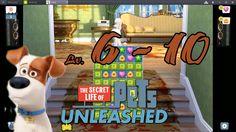 Pets Unleashed - Level 6 - 10 (1080p/60fps)
