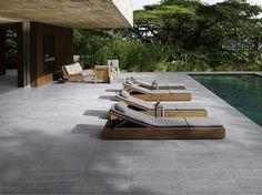 carrelage extérieur de design élégant par Panaria Ceramica