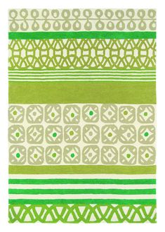 Patch Spring Large Rug by Scion : Wallpaper Direct