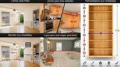 AdiccionWeb: Las mejores Apps para decorar tu casa: Photo Measures