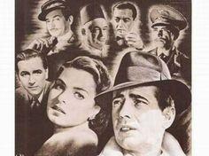 Casablanca - Movie Poster: Regular Size x Poster Print - Edit Listing - Etsy Casablanca Movie, Casablanca 1942, It Movie Cast, It Cast, Classic Movie Posters, Playbuzz, Drama Film, Do You Remember, Great Movies