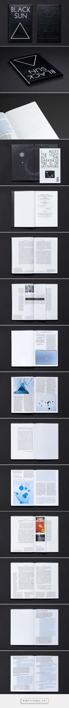 *art & science* - Black Sun - livre d'exposition - OK-RM (Royaume-Uni)