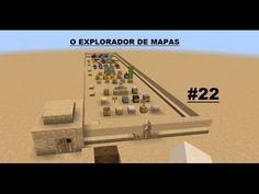 MINECRAFT O Explorador de mapas #22-E