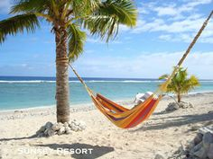 Eight-Day, Five-Night Trip to Cook Islands with Airfare, Accommodations, and Meals from South Pacific Travel Deals Cook Islands Resorts, Sunset Resort, New Zealand Flights, Best Holiday Packages, Air New Zealand, Adventure Of The Seas, Best Flights, Enjoy Summer, Travel And Leisure
