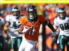 In-Game Photos: Broncos vs. Eagles, Posted Sep 29, 2013