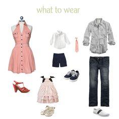 family photo clothing ideas