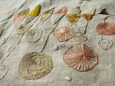 Miga de Pan embroidery.