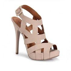 Summer Boots Lara Costa 6953456  - Bege