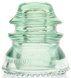 Glass Insulator: CD 154 - Dominion - 42