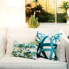 3 ways to bring beachside style to your home | Modern pacific: Kaypee Soh's So'Mace boutique | Sunset.com