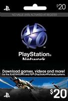 Free PlayStation Network Card Codes Generator