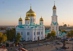 Кафедральный собор во имя Рождества Пресвятой Богородицы, Ростов-на-Дону.