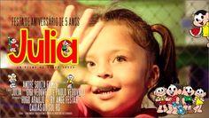Trailer  Julia 5 anos Filme André Souza (54) 9122-6023  3029-0757 Fotografia Hugo Araújo Local By Ange Festas Caxias do Sul -RS Realizado dia 17-02-2016