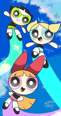 Shared Folder The Powerpuff Girls Amino Cartoon Wallpaper, Powerpuff Girls Wallpaper, Girl Wallpaper, Galaxy Wallpaper, Cartoon Shows, Cartoon Characters, Super Anime, Ppg And Rrb, Shared Folder