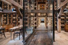 Jack Daniel's Barrel House 1-14 / Clickspring Design