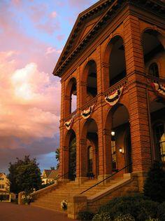 Washington County Historic Courthouse, Stillwater, MN