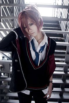 Ruki Diabolik Lovers Cosplay | sakamaki laito cosplay | Tumblr