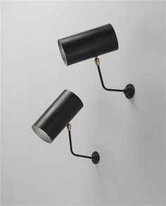 Serge Mouille, Tuyaux Wall Lights for Atelier Serge Mouille, c1955.