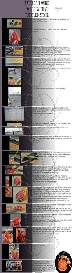 free form wrap tutorial