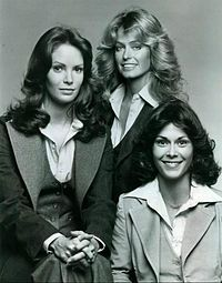 Charlie's Angels is an American crime drama television series about three women who work for a private investigation agency, and is one of the first shows to showcase women in roles traditionally reserved for men. The series stars Kate Jackson (seasons 1–3); Farrah Fawcett-Majors (season 1); Jaclyn Smith (seasons 1–5); Cheryl Ladd (seasons 2–5); Shelley Hack (season 4); Tanya Roberts (season 5); David Doyle (seasons 1–5); and, John Forsythe (voice; seasons 1–5). The series was broadcast in…