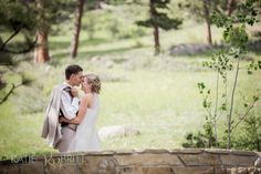 Della Terra Estes Park Wedding   Colorado, Colorado Wedding   Bride and Groom,