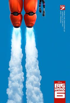 The creators of Frozen & Wreck-It Ralph bring you the next big super hero team in Big Hero 6! Click the image to watch the teaser trailer now!