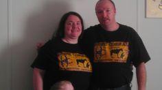 New Hope Corral Cowboy Church T-shirts.