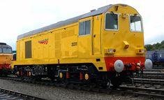 Network Rail class 20