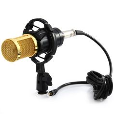 1Pcs Wholesale Anti-Vibration Large Diameter Microphone Shock Mount Use On All The Standard Microphone Stable instruction