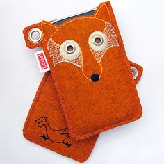 Foxy (iPhone)sleeve
