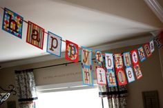 Create Free Printable Banners | Looking for a fun and inexpensive way to make someone's day? Myra ...