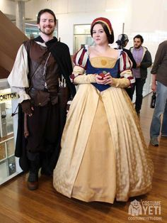 snow white by Jazu-chan Snow White Cosplay, Snow White Costume, Renaissance Costume, Renaissance Clothing, Up Costumes, Cosplay Costumes, Costume Ideas, Snow White Prince, Best Cosplay