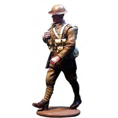 GW 006 British infantry soldier 2 Metal Toys, Toy Soldiers, British Army, Gw, First World, World War, Samurai, Character, Templates