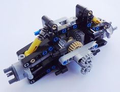 Suspension ideas and thoughts for the New 42000 Hubs - LEGO Technic and Model Team - Eurobricks Forums Lego Gears, Lego Tree, Lego Mecha, Lego Projects, Space Theme, Lego Instructions, Lego Building, Lego Creations, Legos