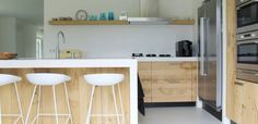 Schmidt, Home Kitchens, Bar Stools, Household, New Homes, Living Room, Retro, Interior, Inspiration