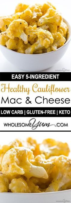 Cauliflower Mac and
