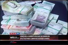 En Venezuela Aumenta La Escasez Del Dinero En Efectivo Para Cubrir Necesidades Diarias