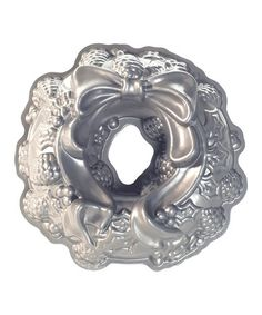Take a look at this Silver Wreath Pan by Nordic Ware on #zulily today!