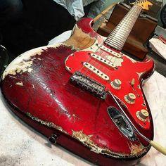 Fender Guitar Kit Build Your Own Rare Guitars, Gibson Guitars, Fender Guitars, Vintage Guitars, Fender Vintage, Unique Guitars, Fender Stratocaster, Fender Relic, Best Guitar Players