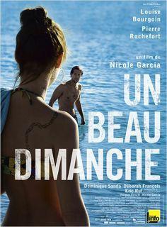 Critique par @piwi_47 du nouveau film de NICOLE GARCIA, UN BEAU DIMANCHE! Verdict ici!