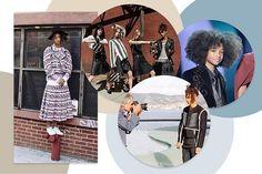 Jaden Smith desfila estilo que desafia limites da moda masculina! Filho de Will e Jada Pink Smitt chama a atenção com produções de alto potencial fashionista; conheça sua trajetória em vogue.com.br - ou clique no link da bio! #jadensmith  via VOGUE BRASIL MAGAZINE OFFICIAL INSTAGRAM - Fashion Campaigns  Haute Couture  Advertising  Editorial Photography  Magazine Cover Designs  Supermodels  Runway Models