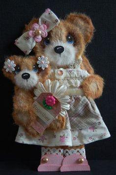 Precious Tear Bears.